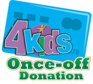4kids Giving Logo - Cash