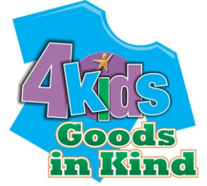 4kids Giving Logo - Goods