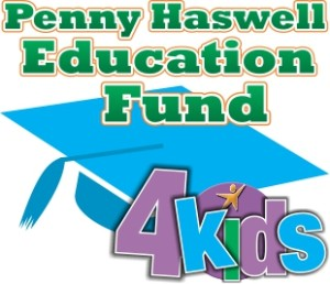4kids Giving Logo - Penny Haswwell