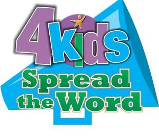4kids Giving Logo - SpreadtheWord