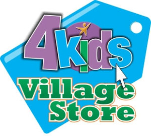 4kids Giving Logo - Store