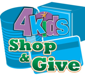 4kids Giving Logo - Shop&Give